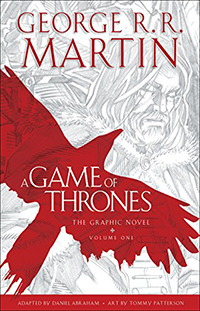 How many game of thrones books are there